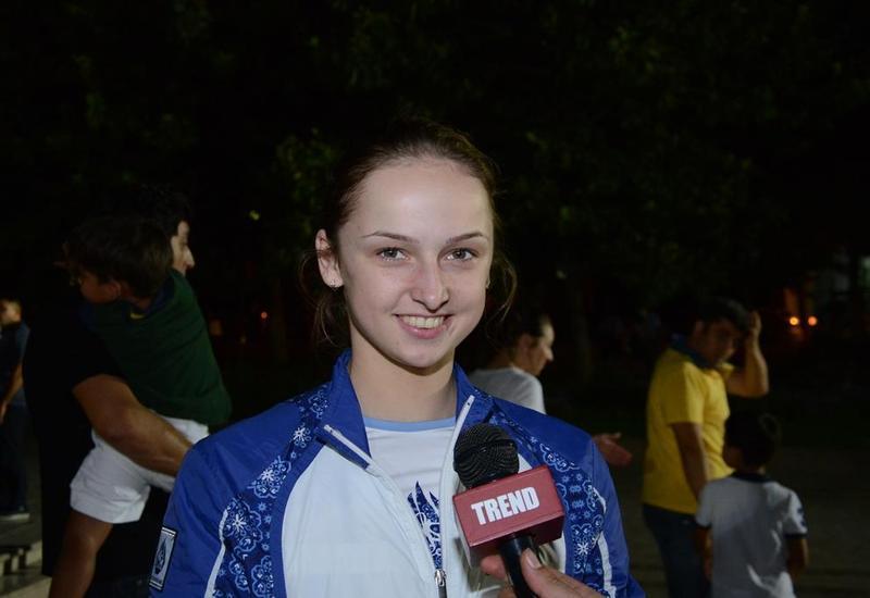 Марина Дурунда: Было важно достойно представить страну на Олимпиаде