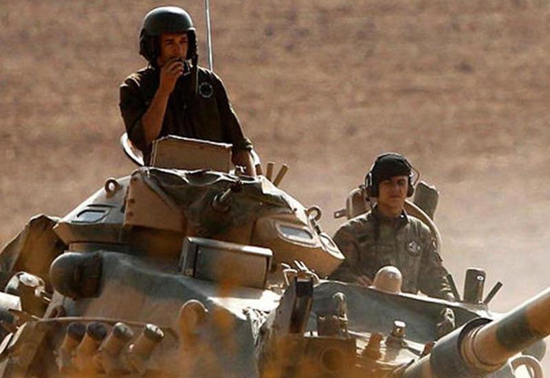 """Турция перебросила в Сирию вторую партию танков <span class=""""color_red"""">- ОБНОВЛЕНО - ФОТО - ВИДЕО</span>"""