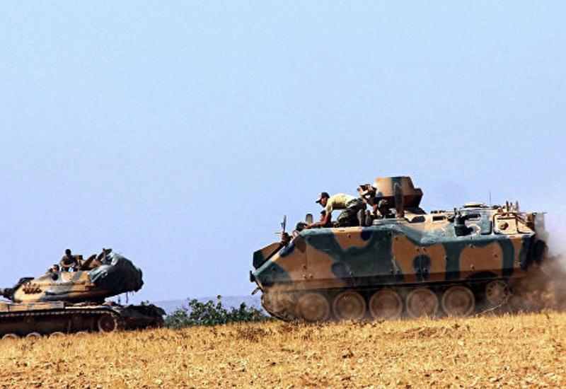 США прикроют Турцию с воздуха во время операции в Сирии