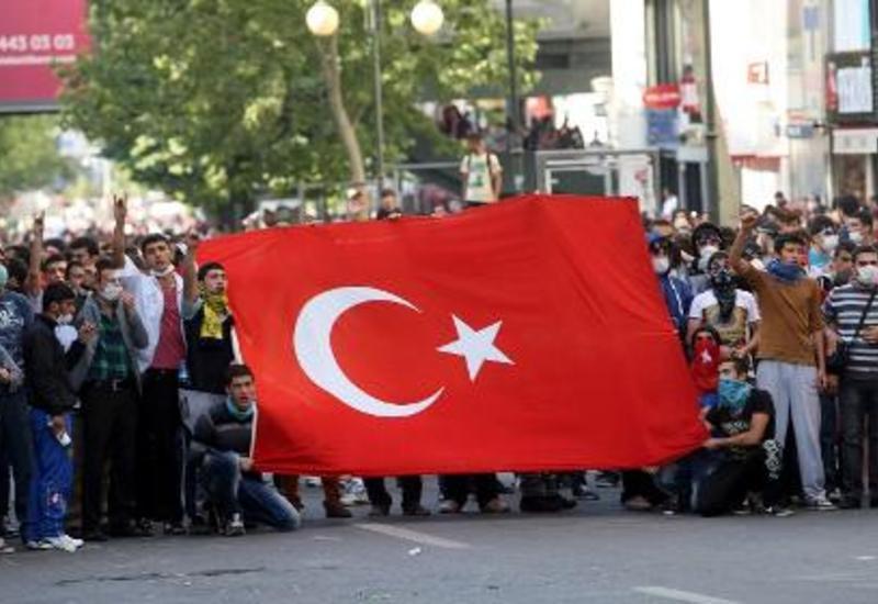 В Турции протестуют против визита Джо Байдена