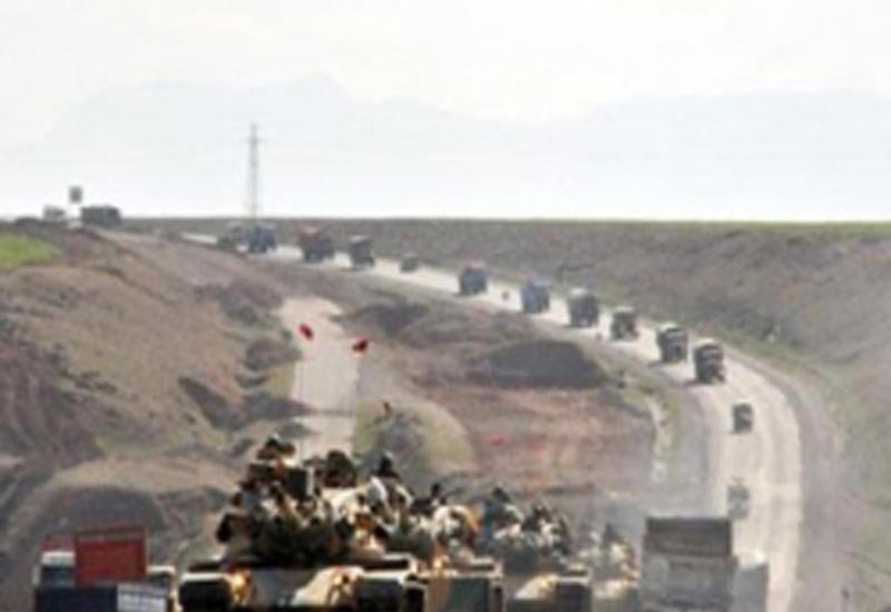 Турецкие военные подошли к сирийскому Джараблусу