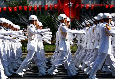 Турция отказалась от парада в День победы