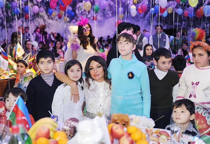 Первая леди наших сердец. Мехрибан Алиева отмечает день рождения