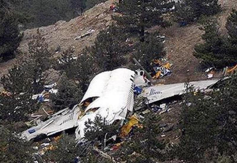 Во Франции разбился самолет, есть погибшие