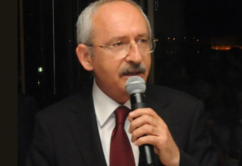 Правительство Турции осудило нападение на автоколонну Кылычдароглу