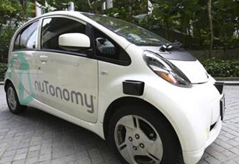 """В Сингапуре запустили первое в мире беспилотное такси <span class=""""color_red"""">- ФОТО</span>"""