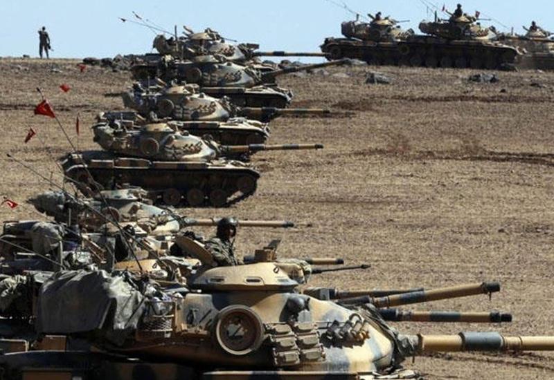"""Бои в Сирии: погиб турецкий солдат, есть раненые <span class=""""color_red"""">- ПОДРОБНОСТИ</span>"""