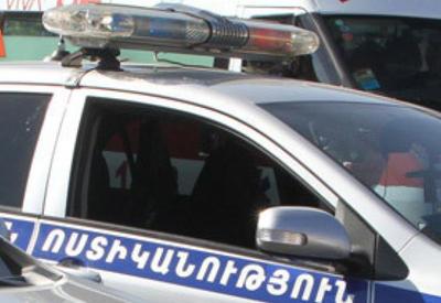 Армянского чиновника переехали дважды
