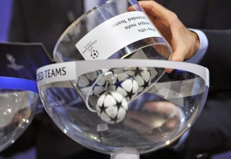 Объявлены результаты жеребьевки Лиги чемпионов