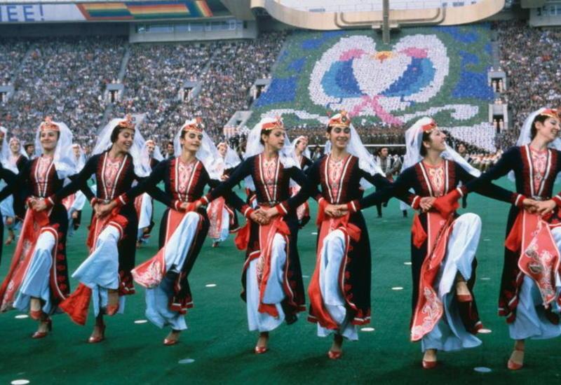 """Исторические кадры с церемоний открытия Олимпийских игр в 1980 – 2012 годах <span class=""""color_red"""">- ФОТО</span>"""