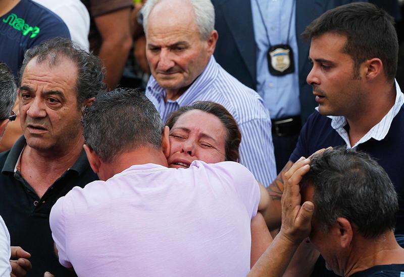 В Италии объявлен траур