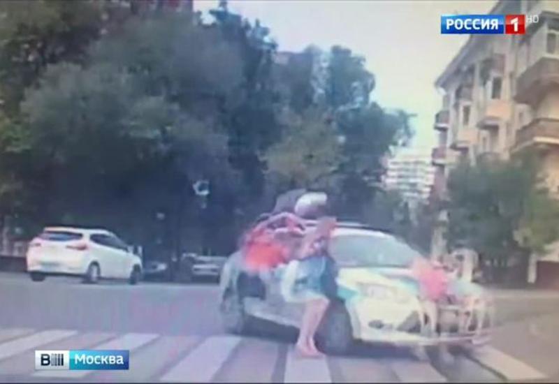 "Тяжелое ДТП в Москве попало на камеры <span class=""color_red"">- ВИДЕО</span>"