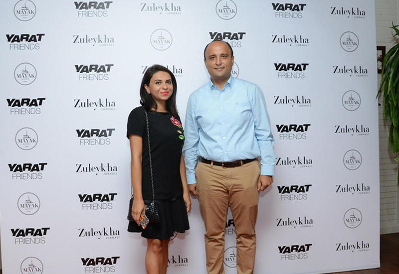 "Платформа YARAT Friends провела открытие сезона <span class=""color_red"">- ФОТО</span>"