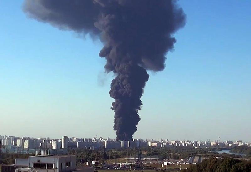 Новые подробности о пожаре в Москве