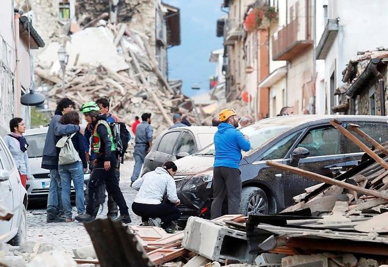 Итальянцы через SMS собрали 6 млн. для пострадавших от землетрясения