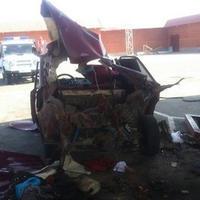 """Мощный взрыв на АЗС в Армении, есть погибший <span class=""""color_red"""">- ФОТО</span>"""