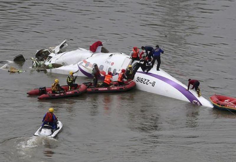 В США самолет упал в озеро: есть пропавшие без вести