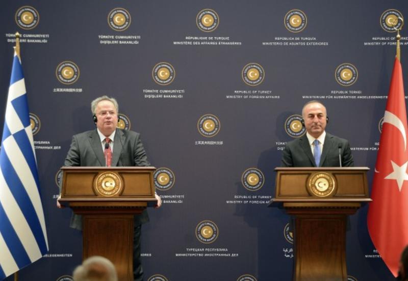 Турция и Греция провели переговоры