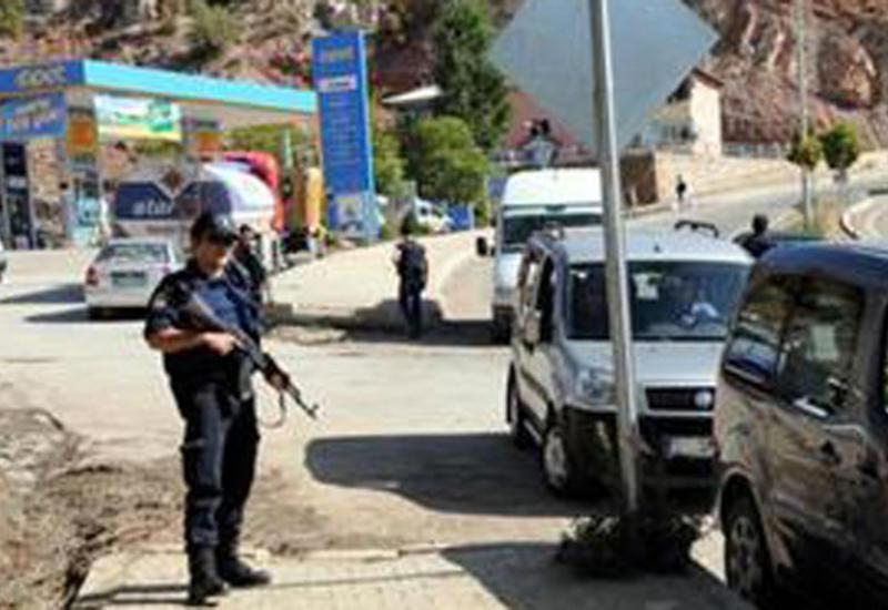 ВС Турции уничтожили десятки сирийских курдов
