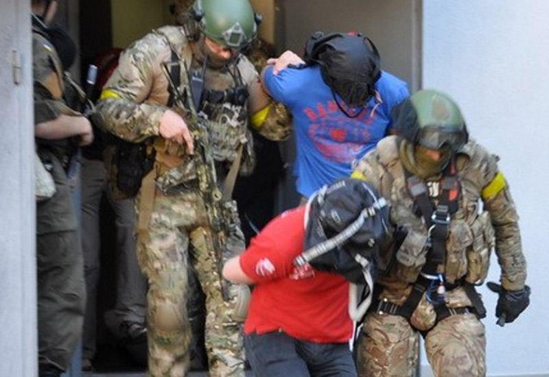 В центре Киева прогремели взрывы