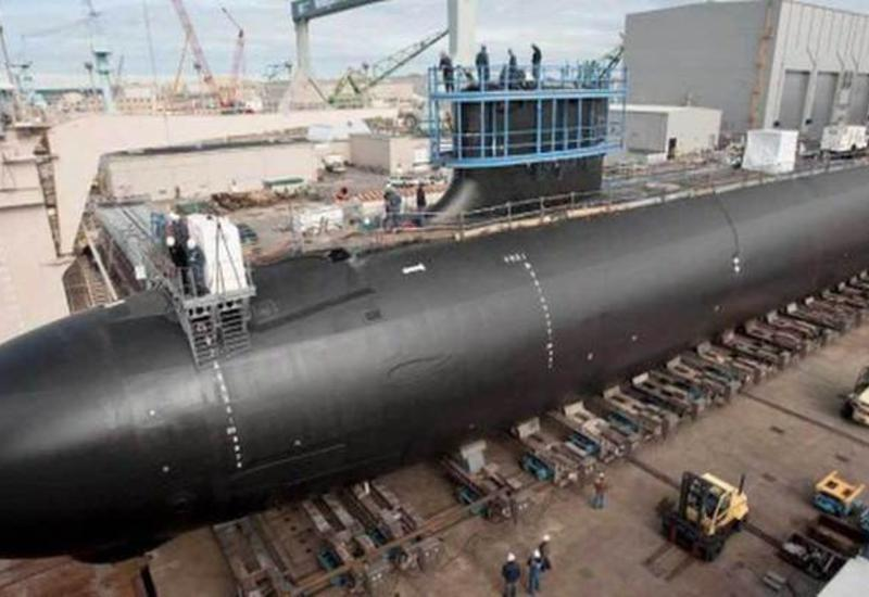 США получили новейшую атомную подлодку