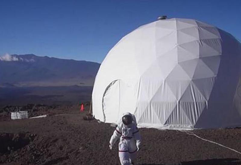 "6 человек провели целый год на Марсе, не покидая Земли <span class=""color_red"">- ВИДЕО</span>"