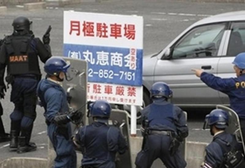 Стрельба в японском городе: есть погибший и раненые