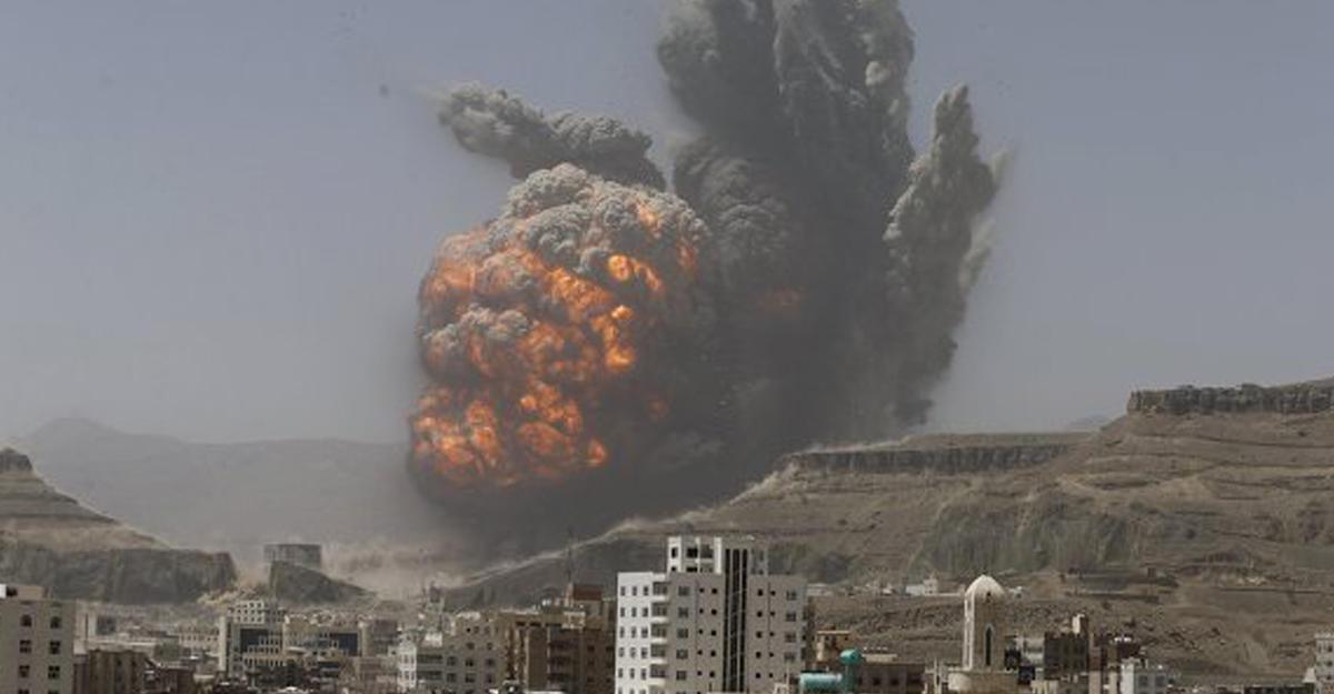 60 погибших, ответственость взяло насебя «Исламское государство»— Теракт вЙемене