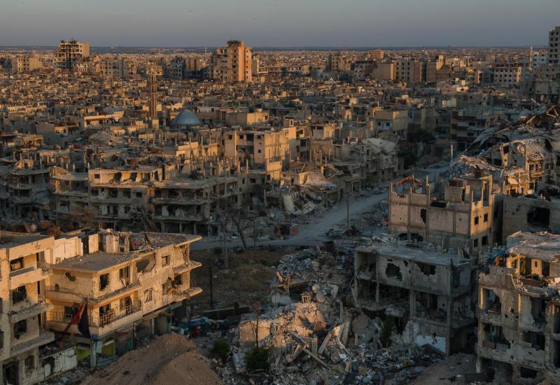 """В Сирии убит спикер """"ИГ"""""""
