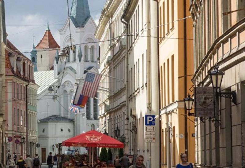 Россия направила в МИД Латвии ноту