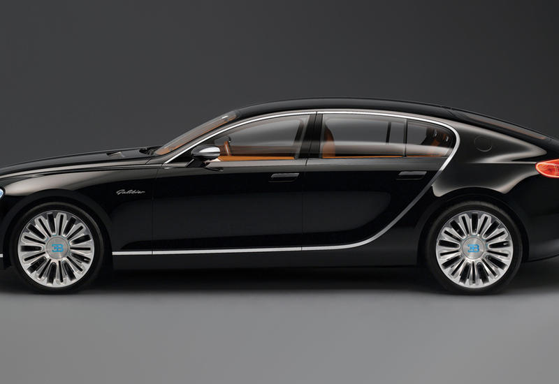 "Bugatti построит конкурента Rolls-Royce Phantom <span class=""color_red"">- ФОТО</span>"