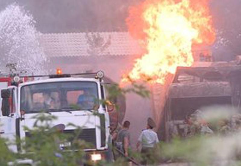 Новые подробности взрыва в Бишкеке
