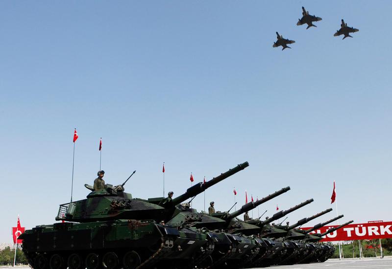 Военный парад в Турции пройдет по-новому