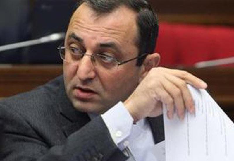 Дашнак-министр Армении стал героем анекдотов