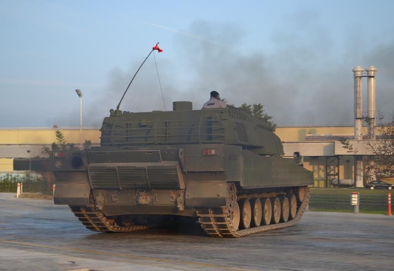 В Сирии террористы обстреляли ракетами турецкий танк