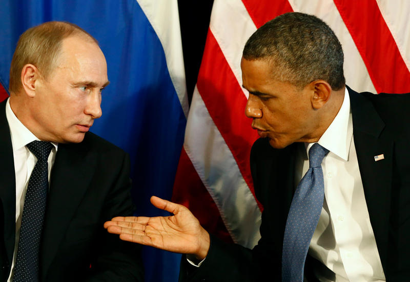Путин и Обама встретятся в Китае