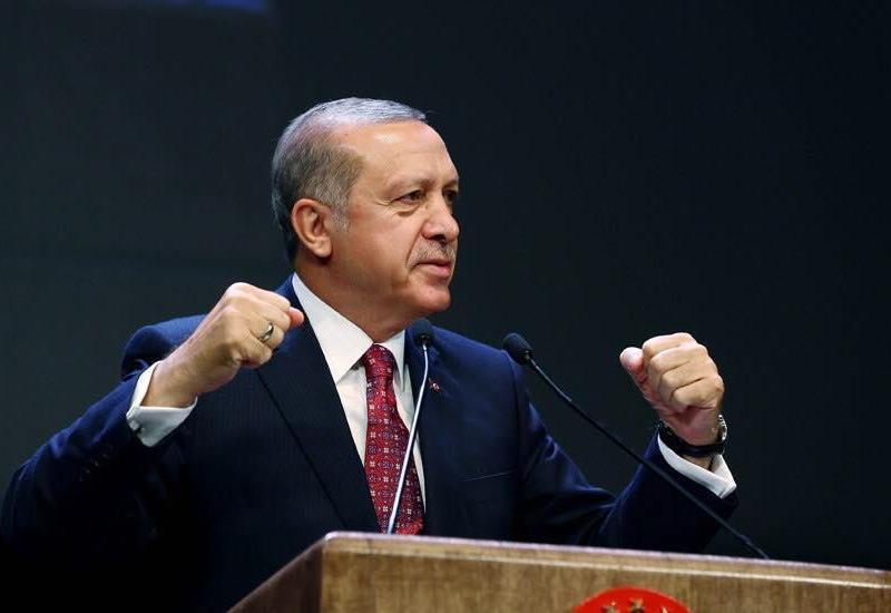 Эрдоган призвал граждан Турции к бдительности