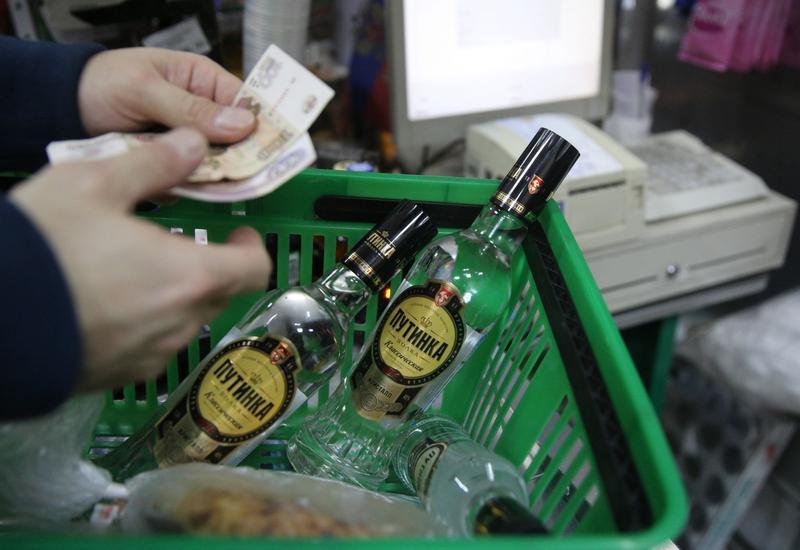 В России предлагают повысить цену на водку