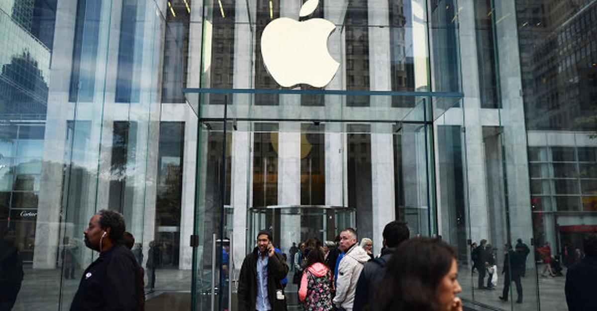 Apple должна выплатить вИрландии штраф в13млрдевро