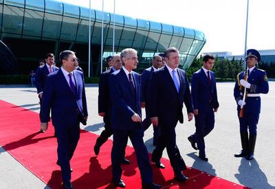 Завершен визит премьер-министра Грузии в Азербайджан