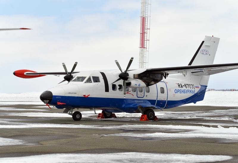 В России самолет совершил аварийную посадку