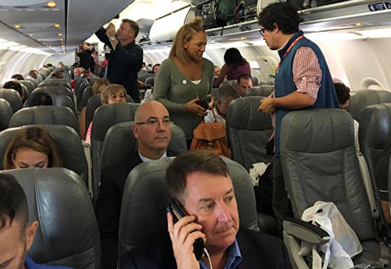 Первый за 50 лет авиарейс из США приземлился на Кубе