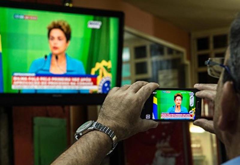 В Бразилии снимают 4 фильма об импичменте Роуссефф