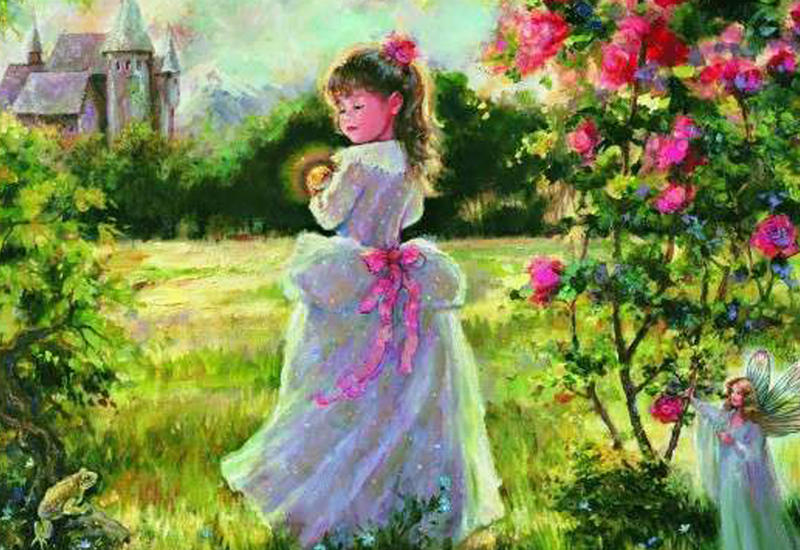 """Картинная галерея"" Day.Az: Феи и ангелы <span class=""color_red"">- ФОТО</span>"