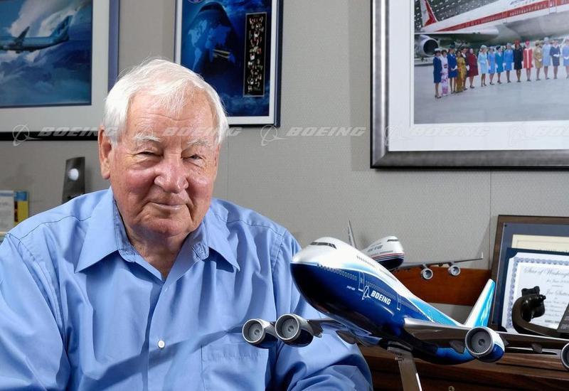 Скончался создатель Boeing 747