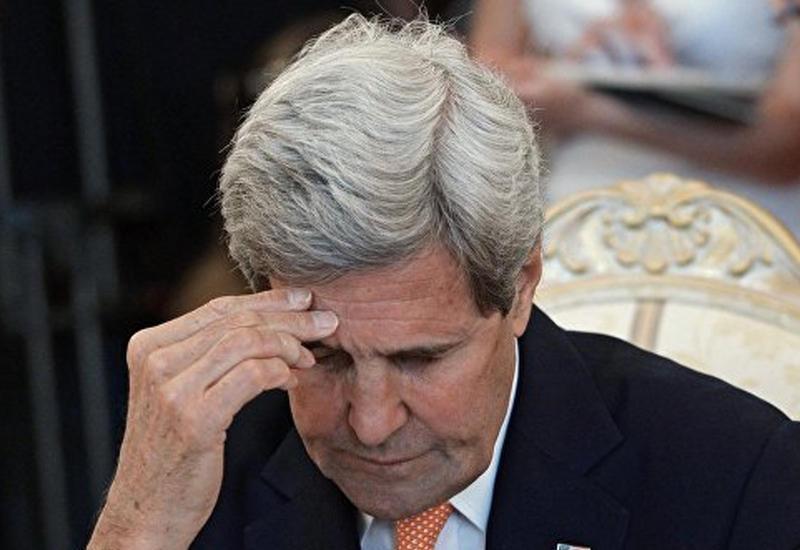 Конгресс снова вызвал Джона Керри отчитаться