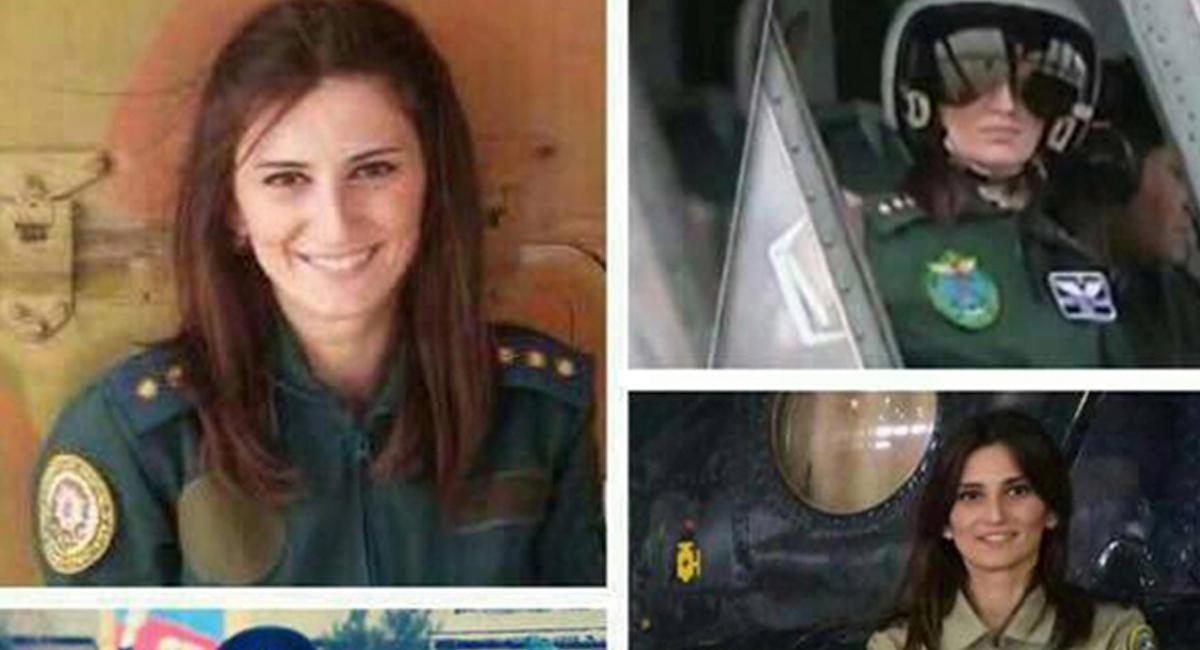 Ադրբեջանի ԶՈւ-ի միակ կին օդաչուն մահացել է թունավորումից