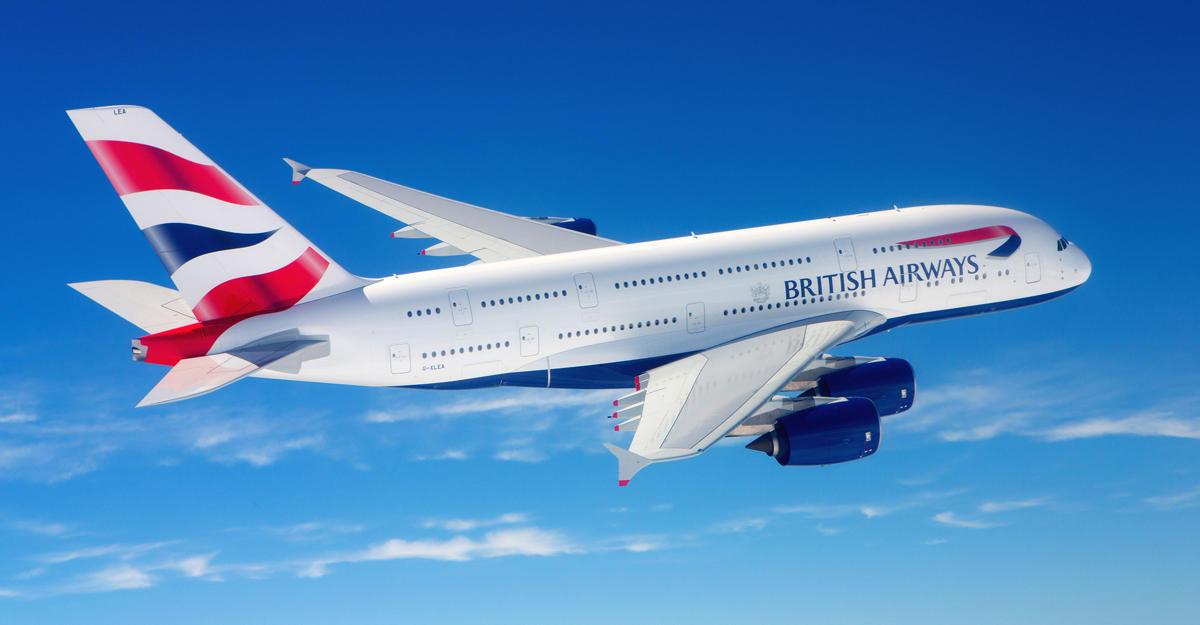 British Airways возобновляет прямые рейсы изЛондона вТегеран