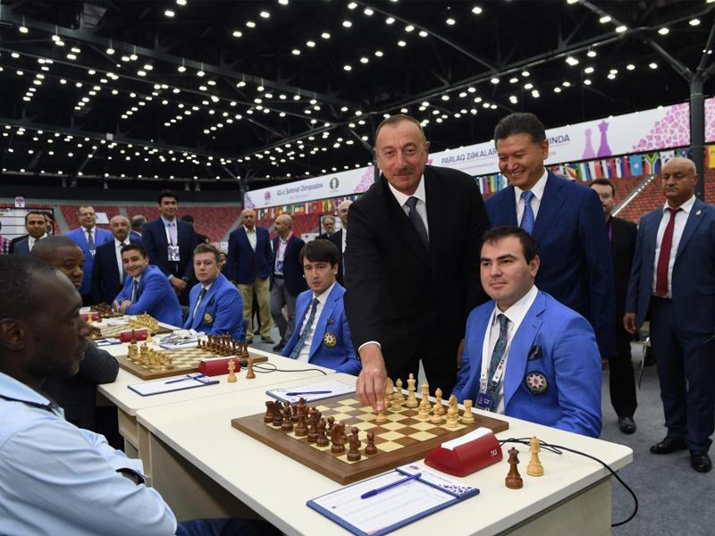 Брянский гроссмейстер ЯнНепомнящий выступит на глобальной шахматной олимпиаде