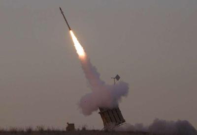 Иран вновь тестирует ракетные системы